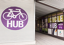 Barossa Cycle HubSignage by Ochre Digital