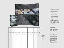 Nimlock Maxi PopUp – 5 Panel